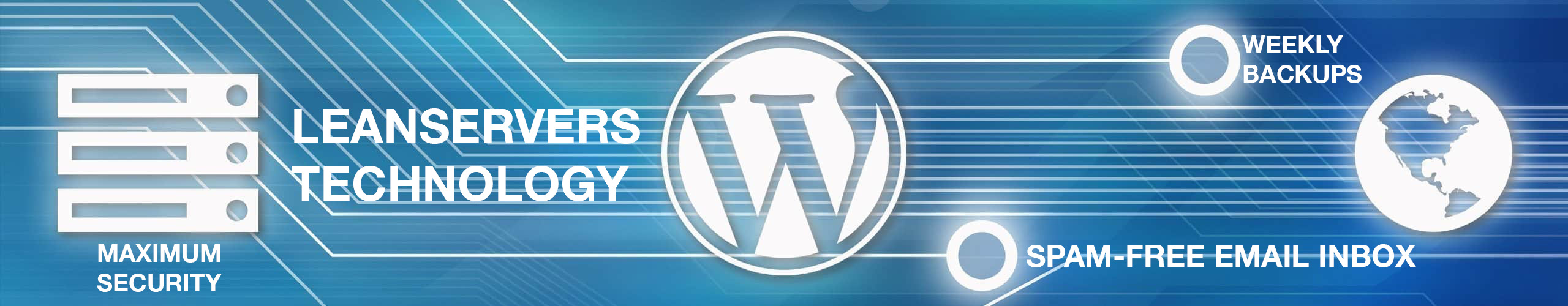 Leanservers WordPress